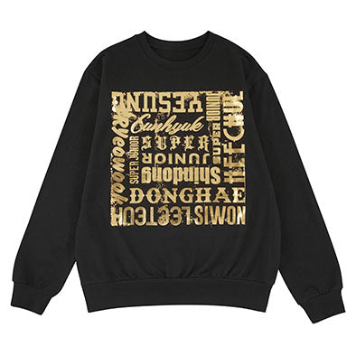 SUPER JUNIOR - SUPER SHOW 7 JAPAN OFFICIAL GOODS Sweatshirt