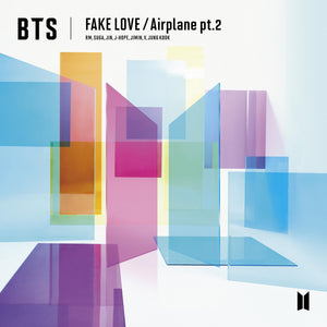 BTS - Fake Love/Airplane Pt. 2 (CD) [REG]