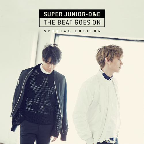 Super Junior Donghae & Eunhyuk - The Beat Goes On (Special Edition)