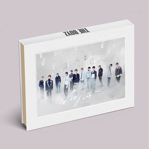 THE BOYZ - THE ONLY (No Air Ver.) + Poster
