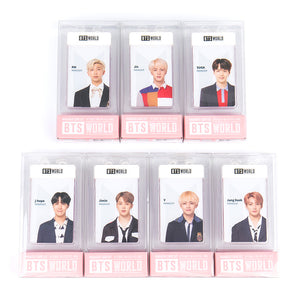 BTS WORLD Goods - Manager Card Set
