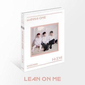 WANNA ONE - 1÷x=1 UNDIVIDED (LEAN ON ME Ver.) + Poster
