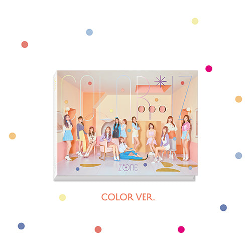 IZ*ONE - COLOR*IZ (COLOR Ver.)