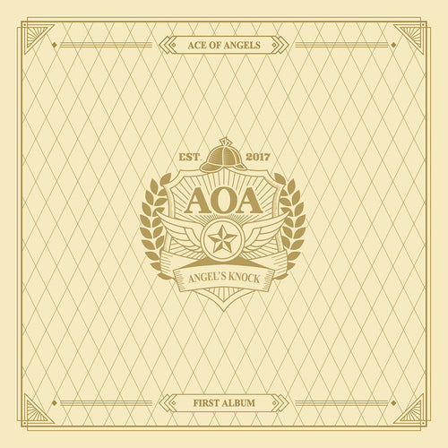 AOA - ANGEL'S KNOCK (A Ver.)