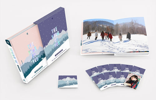 TWICE - TWICE MONOGRAPH The Year of Yes (Limited Edition)