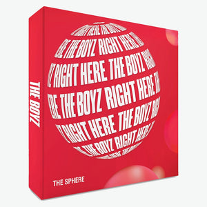 THE BOYZ - THE SPHERE (REAL Ver.) + Poster