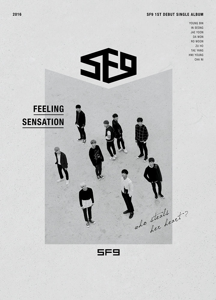 SF9 - Feeling Sensation