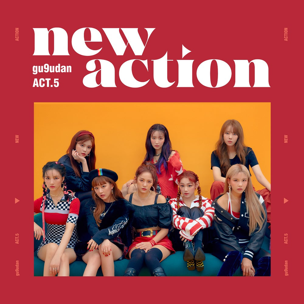 GUGUDAN - Act.5 New Action