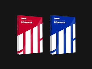 iKON - NEW KIDS : CONTINUE + Poster
