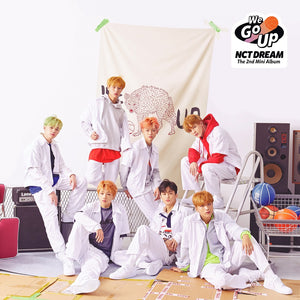 NCT DREAM - We Go Up (2nd Press)