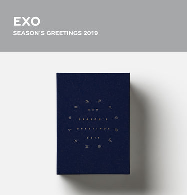 EXO 2019 SEASON'S GREETING
