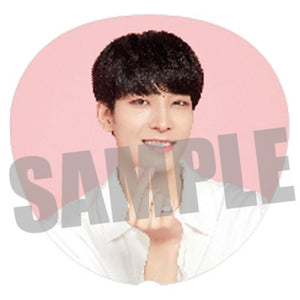 SEVENTEEN - SEVENTEEN JAPAN FANMEETING 'CARAT SUMMER CAMP' Official Goods (Uchiwa)