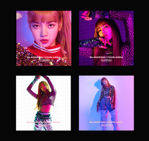 BLACKPINK - BLACKPINK IN YOUR AREA (CD Member Ver)[LISA]