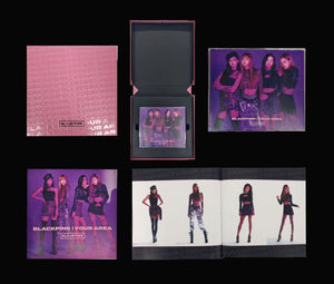 BLACKPINK - BLACKPINK IN YOUR AREA 2CD+DVD+Photobook+Special box [LE]