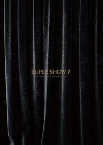 SUPER JUNIOR - SUPER SHOW 7 JAPAN OFFICIAL GOODS Brochure