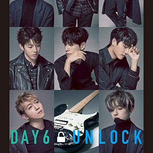 DAY6 - UNLOCK (CD) [REG]