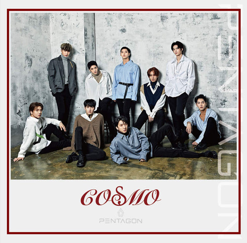 PENTAGON - COSMO (CD+PHOTOBOOK) [LE B]