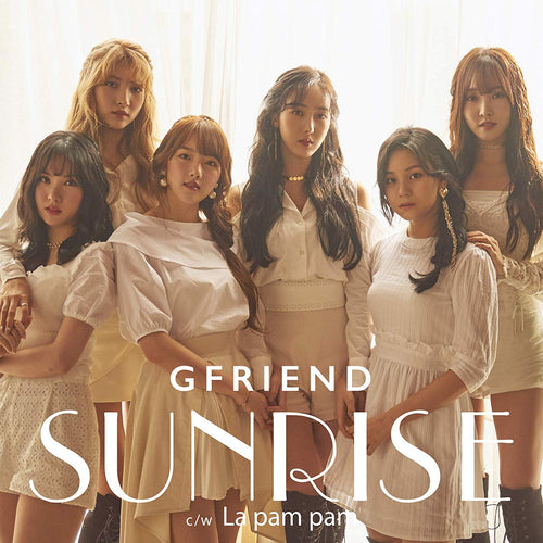 GFRIEND - SUNRISE (CD+Photobook) [LE B]