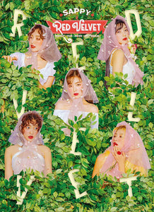 RED VELVET Japan 2nd Mini Album - SAPPY (CD) [REG]