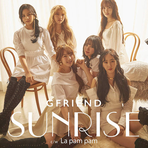 GFRIEND - SUNRISE (CD+DVD) [LE A]
