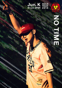 "Jun.K - Solo Tour 2018 ""NO TIME"" (DVD) [REG]"