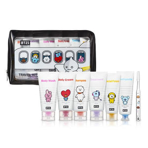 OLIVE YOUNG X BT21 - TRAVEL KIT