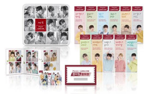 WANNA ONE X PLEASIA SET A