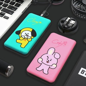 BTS - BT21 POWER BANK 10000 mAH
