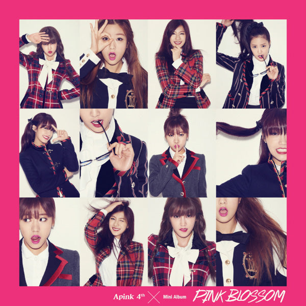 APINK - Pink Blossom