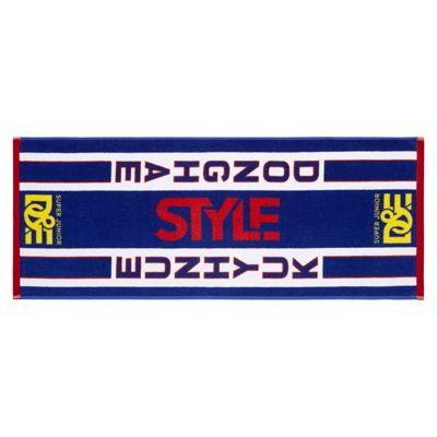 SUPER JUNIOR D&E 2018 JAPAN TOUR STYLE OFFICIAL GOODS - FACE TOWEL