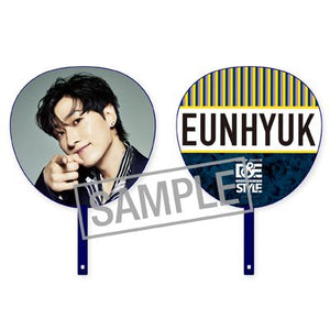 SUPER JUNIOR D&E 2018 JAPAN TOUR STYLE OFFICIAL GOODS - Jumbo Uchiwa