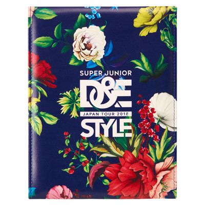 SUPER JUNIOR D&E 2018 JAPAN TOUR STYLE OFFICIAL GOODS - Folding Mirror