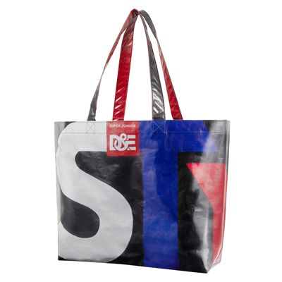 SUPER JUNIOR D&E 2018 JAPAN TOUR STYLE OFFICIAL GOODS - Tote Bag