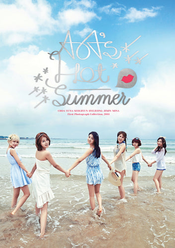 AOA - AOA's HOT Summer Photobook