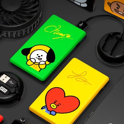 BTS - BT21 POWER BANK 5000 mAH