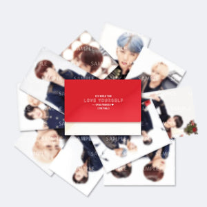 BTS Speak Yourself Official Goods - Photo Set