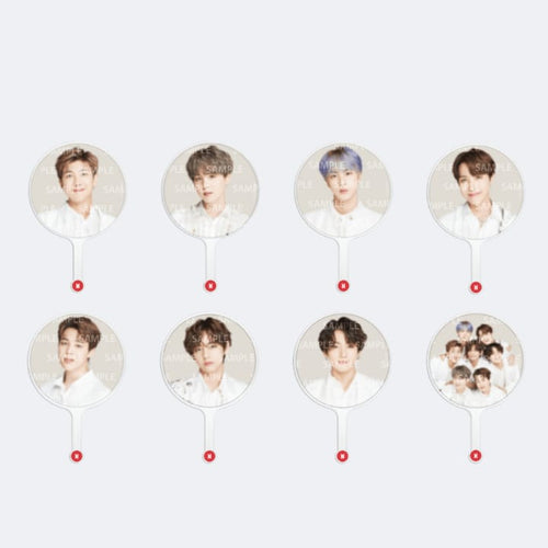 BTS Speak Yourself Official Goods - Image Picket