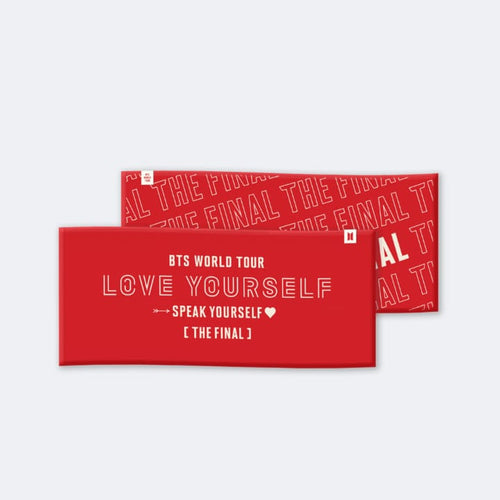 BTS Speak Yourself Official Goods - Towel