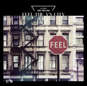 CN BLUE JUNG YONG HWA Japan Album - FEEL THE Y'S  CITY (+DVD) [LE]