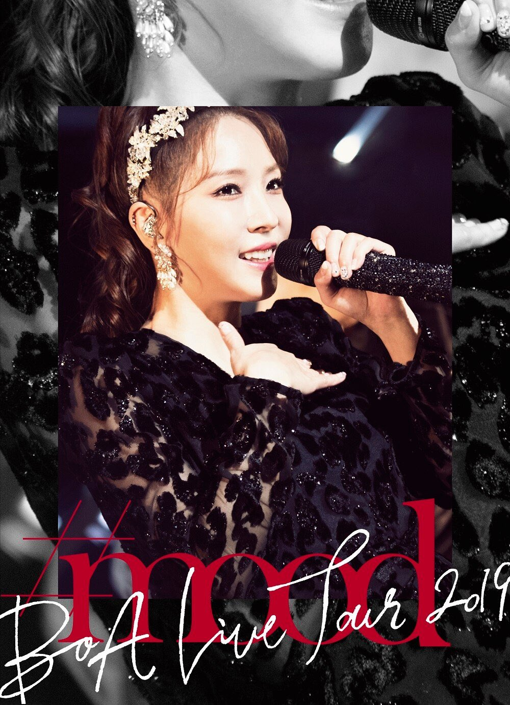 BOA LIVE TOUR 2019 in JAPAN - #MOOD (DVD)