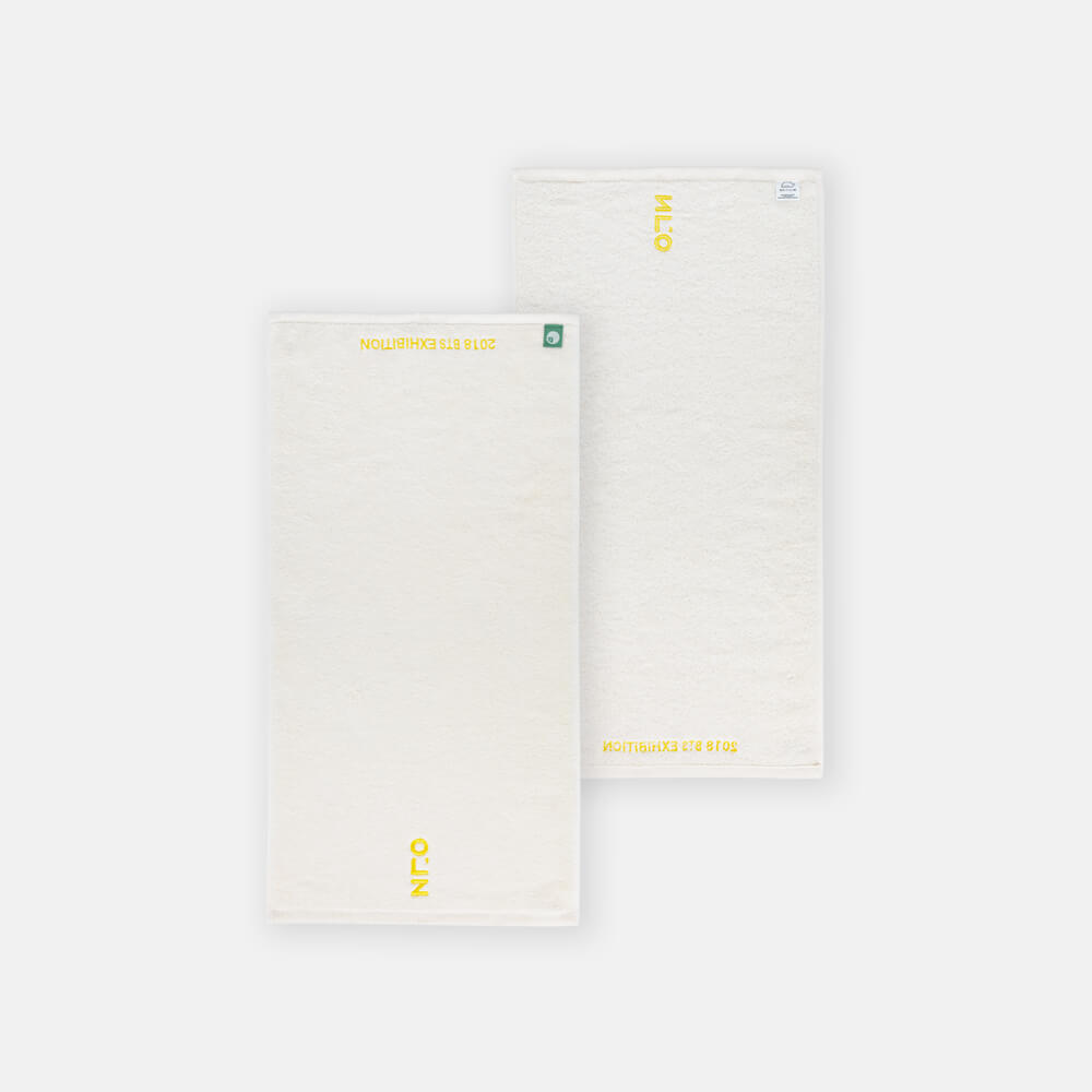 BTS - 2018 BTS EXHIBITION GOODS [오,늘] TOWEL