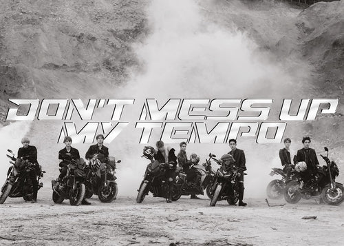 EXO - DON'T MESS UP MY TEMPO (Andante Ver.) + Poster