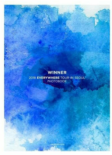 WINNER - WINNER 2018 [EVERYWHERE] TOUR IN SEOUL PHOTOBOOK -LIMITED EDITION-