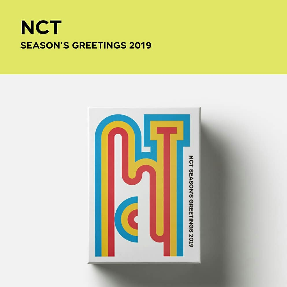 NCT 2019 SEASON'S GREETING