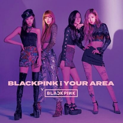 BLACKPINK - BLACKPINK IN YOUR AREA (CD+DVD)