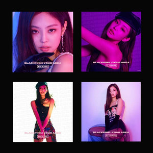 BLACKPINK - BLACKPINK IN YOUR AREA (CD Member Ver)[JENNIE]