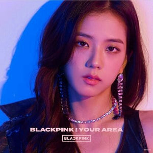 BLACKPINK - BLACKPINK IN YOUR AREA (CD Member Ver)[JISOO]