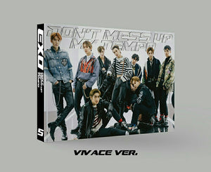 EXO - DON'T MESS UP MY TEMPO (VIVACE Ver.) [Limited Edition] + Poster