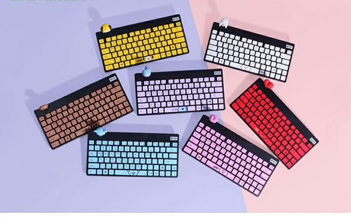 BTS - BT21 X ROYCHE Keyboard