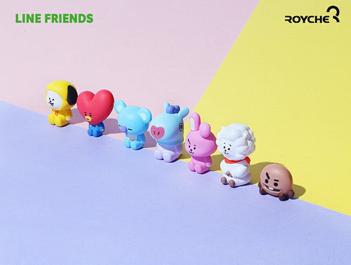 BTS - BT21 X ROYCHE Monitor Figure